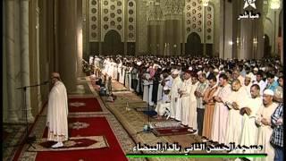 Traweeh omar al kazabri تراويح رمضان 1434 للشيخ عمر القزابري الليلة 03