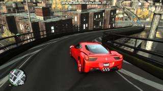 GTA IV Mod Project- Motion Blur