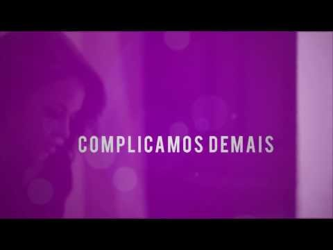 Complicamos Demais - Alinne Rosa (Lyric Video)