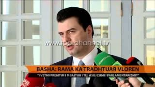 Basha Rama ka tradhtuar Vlorn  Top Channel Albania  News  L
