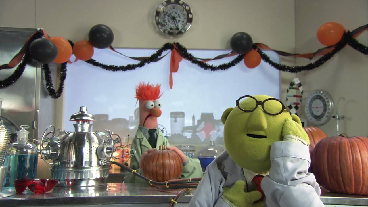 Muppet Labs Experiment 2Q975 | Carve-O-Matic | The Muppets ...