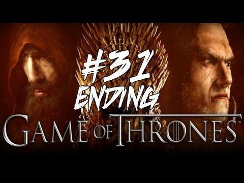"Game of Thrones Walkthrough - Part 31 (ENDING) ""Allister - Giving Baby to Queen"", game of thornes 0166"