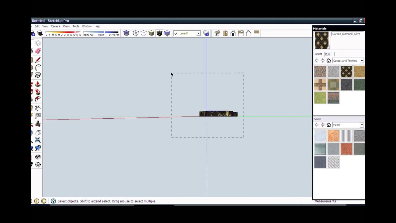 How to create 3d logo using sketchup youtube for Google 3d design sketchup