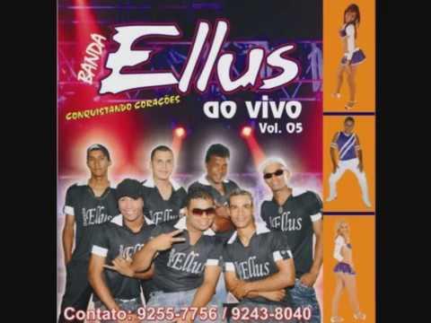 Banda Ellus Lambadão Cuiabano cd completo