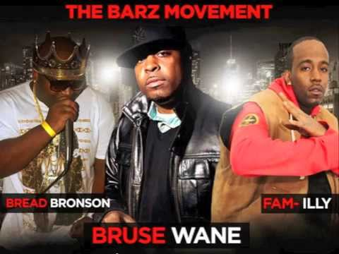 Bruse Wane & Barz Movement Live In Concert June 19th 2014