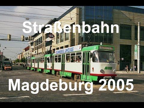 Straßenbahn Magdeburg 2005