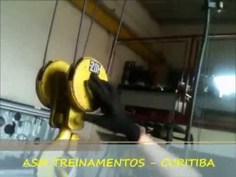 Operador de Pontes Rolantes - Curso - Checklist - ASM Treinamentos