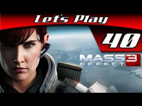 Mass Effect 3 Walkthrough - Part 40 - Mordin Sings (Female Shepard)