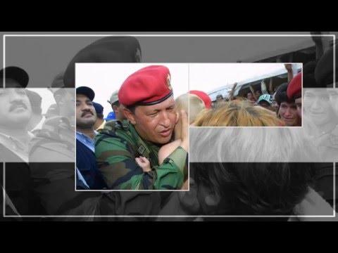 Guardianes del Legado Histórico del Comandante Eterno Hugo Chávez