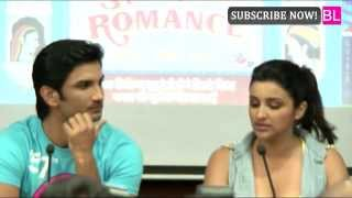 Parineeti And Sushant Talk Sex, Live-in Relationship In