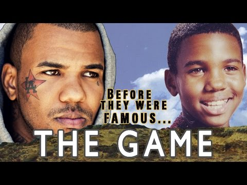 The Game - Before They Were Famous (Father And Mother Was Crips)