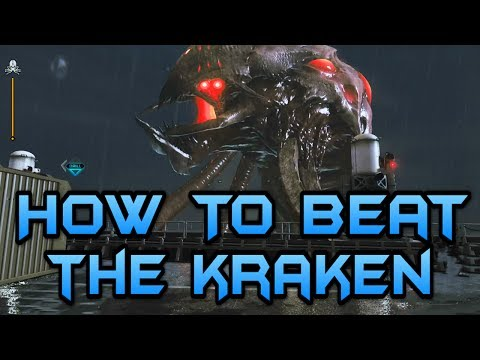 Mayday : How To Beat The Kraken SOLO On Mayday! -