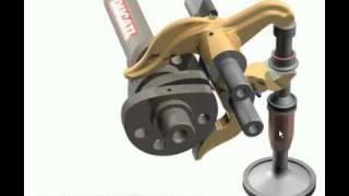 Ducati Desmo Valve System