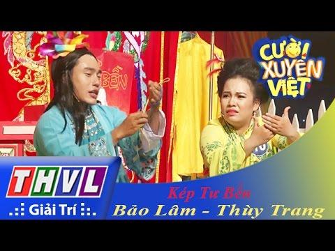 THVL l Cười xuyên Việt 2015 - Tập 7: Kép Tư Bền - Nguyễn Thị Thùy Trang, Lê Dương Bảo Lâm