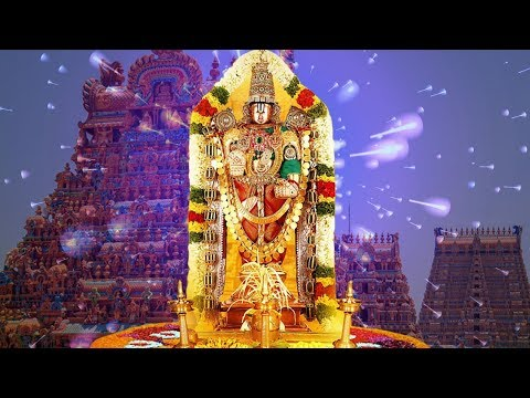Lord Venkatesa Perumal - Tamil Devotional Songs