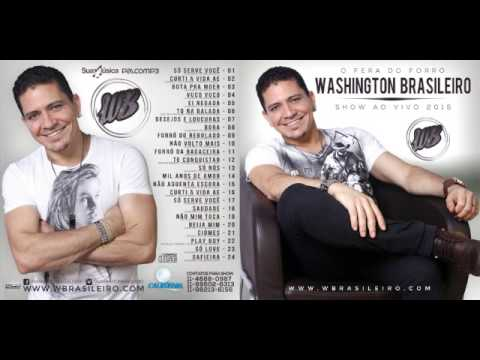 Washington Brasileiro CD Promocional 2015 (COMPLETO)