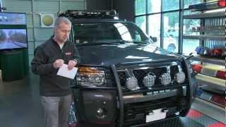 Nissan Armada Sirennet Demo Vehicle Installation videos