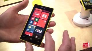 Toma De Contacto Con Nokia Lumia 520 En Español