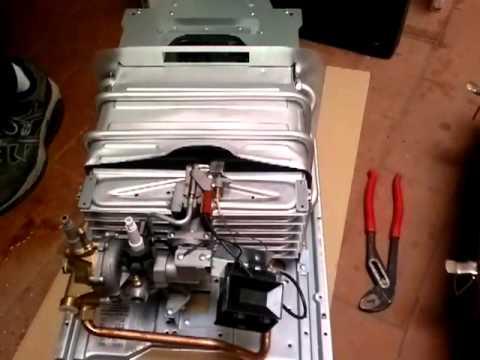 Cambiar calentador de gas youtube - Calentadores a gas ...