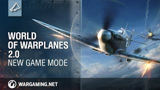 World of Warplanes - 2.0-ás Frissítés