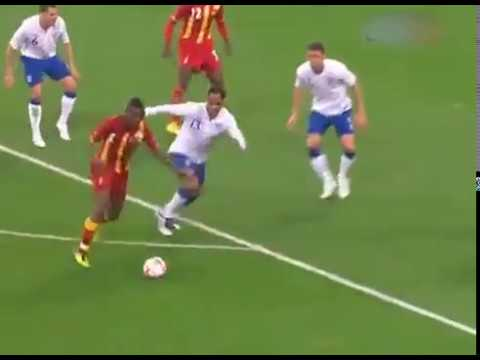 VIDEO: Watch 'record-breaker' Asamoah Gyan's top 5 Black Stars goals