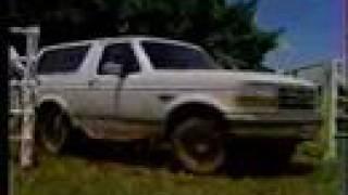 Comercial Ford Bronco 1993 Venezuela