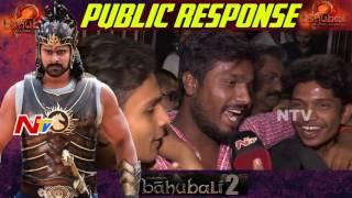 Baahubali 2 Public Talk | Public Response | Public Review