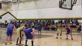 Lakeland Rustlers MBB Take on Keyano Huskies