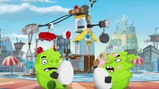 Lego Angry Birds - Prasacia panika