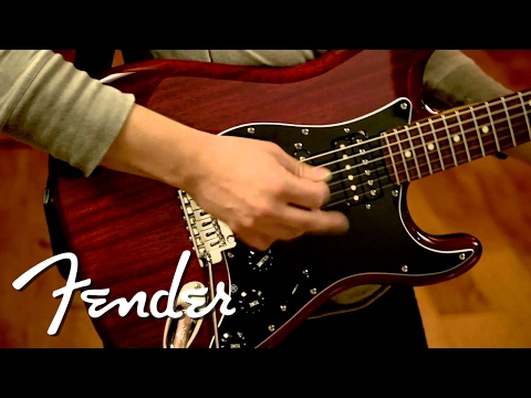 Fender Modern Player Stratocaster HSH Demo