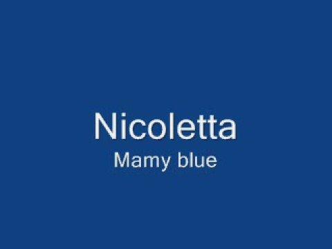 télécharger Nicoletta – Mamy Blue