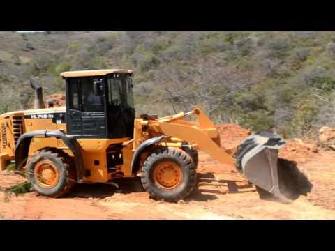 Melhoramento das estradas Vicinais Gurunga e Arredores