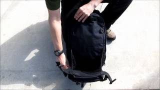 5.11 Tactical All Hazards Prime Backpack Overview