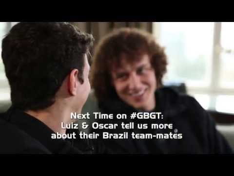 GBGT Footvolley: David Luiz vs Oscar