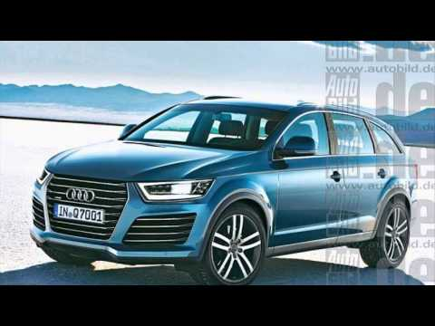Audi Q7 >> audi q7 2015 - YouTube