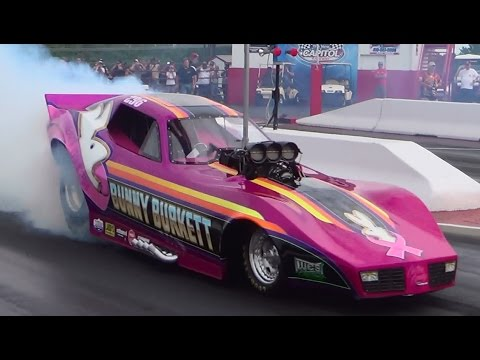 Funny Cars PT2 Capitol W/back up girls 7-19-14