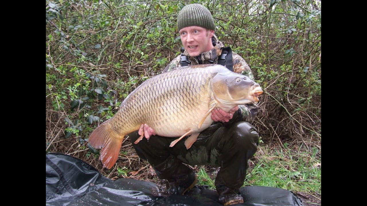 Carp Fishing Tips And Tactics By Cp Part Two With Jamie