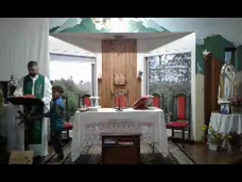 Santa Missa | 18.09.2020 | Sexta-feira | Padre Paulo Sérgio Mendes da Silva | ANSPAZ