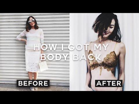 How I Got My Body Back | Chriselle Lim