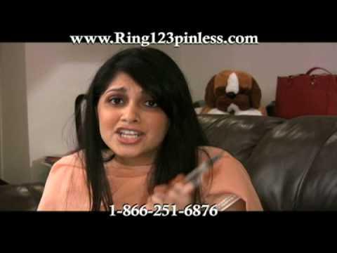 Ring123 - Pinless Calling Card