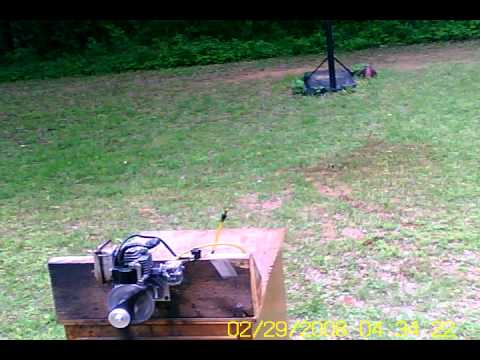Stihl FS 85 25CC RC Gas Engine Running George