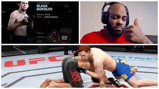 EA SPORTS UFC Career Mode FACECAM: The New Kids On Da Block! Ep. 33 (PS4 Gameplay)