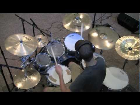 Pierce The Veil - King For A Day drum cover