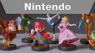 Nintendo - amiibo E3 2014 Trailer