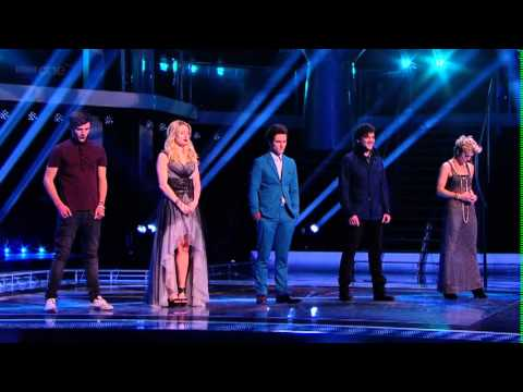 The Voice UK 2012 - Results Live Show 2 - Full Episode 10