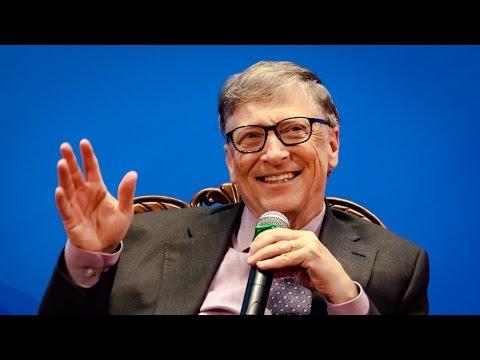 比尔·盖茨给中国学生的建议 他在北大演讲说了啥