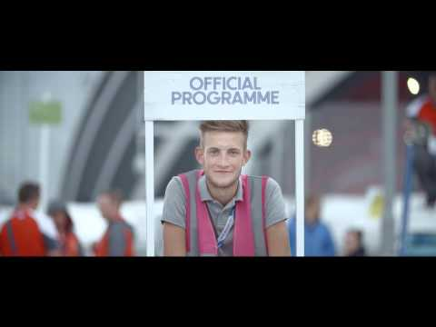 Glasgow 2014 Commonwealth Games: Welcome to Glasgow