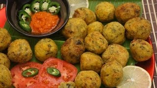 Ethiopian Food - Potato &amp Spinach collards fried balls Recipe - Vegan fasting Amharic English