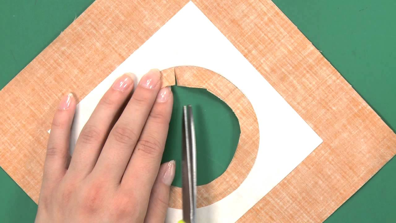 Sew Easy Lesson: Reverse Appliqué - YouTube