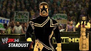 WWE 2K14 Community Showcase: Stardust (PlayStation 3